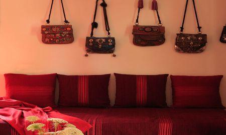 Chambre Beldi - Terrasse (Wifi gratuit, Petit déjeuner, Parking Gratuit) - Le Jardin Des Douars - Essaouira