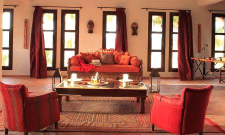 Suite Royale - Le Jardin Des Douars - Essaouira