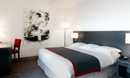 Quarto Superior Com Varanda - New Hotel Of Marseille - Le Pharo - Marselha