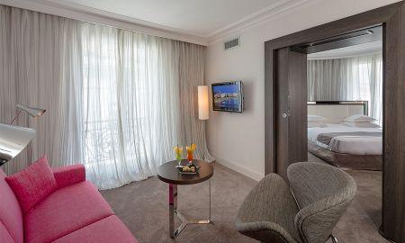 Suite - Hôtel Le Canberra - Cannes