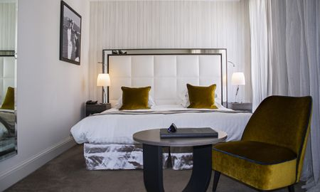 Tradition Double Room - Hôtel Le Canberra - Cannes