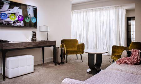 Suite Prestígio - Hôtel Le Canberra - Cannes