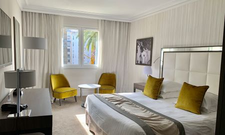 Privilege Double Room - Hôtel Le Canberra - Cannes