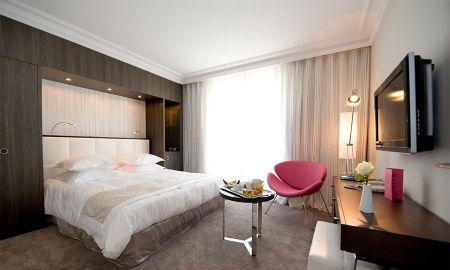 Quarto Duplo Privilege - Hôtel Le Canberra - Cannes