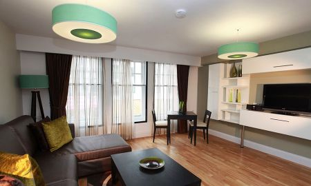 Two Bedroom Apartment - BEST WESTERN Maitrise Suites Apartment Hotel - Londres