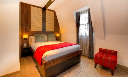 Chambre King - sans fenêtre - Maitrise Hotel Maida Vale - Londres