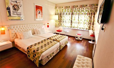 Chambre Standard - Hotel Florida - Lisbonne