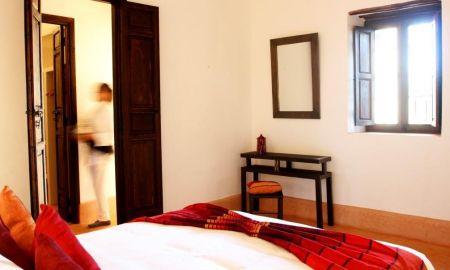 Doppelzimmer Baraka - Ecolodge Quaryati - Marrakesch
