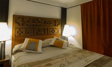 Chambre Etnik - Riad 5 Sens - Marrakech