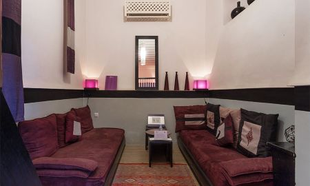 Suite Arabesque - Riad 5 Sens - Marrakech