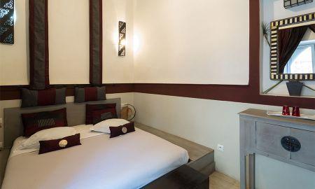 Chambre Zen - Riad 5 Sens - Marrakech