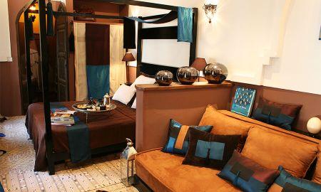 Suite Mille Et Une Nuits - Riad 5 Sens - Marrakech