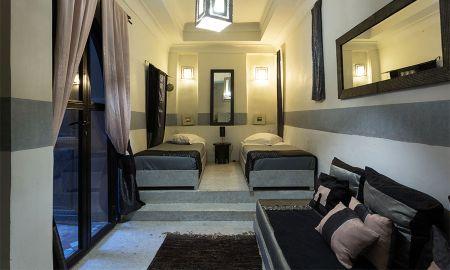 Suite Silver - Riad 5 Sens - Marrakech
