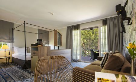 First Class Room - Lindner Golf Resort Portals Nous - Ilhas Baleares