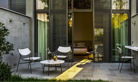 Chambre Cocoon - Hotel Sezz Saint-Tropez - Saint-tropez