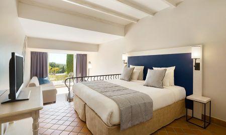 Habitación Familiar - Hotel Dolce Fregate - Saint-cyr-sur-mer