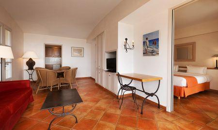 Apartamento Belvedere - Dos habitaciones - Vista al mar - Hotel Dolce Fregate - Saint-cyr-sur-mer