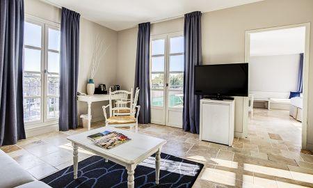 Suite Junior - Hotel Dolce Fregate - Saint-cyr-sur-mer
