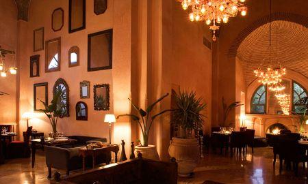 Chambre Standard Individuelle - Les Deux Tours - Marrakech