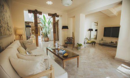 Außergewöhnliche Familiensuite - Les Deux Tours - Marrakesch