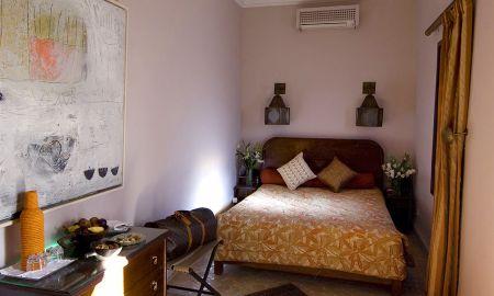 Chambre Meknes - Riad Ben Tachfine - Marrakech