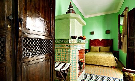 Suite Fes - Riad Ben Tachfine - Marraquexe