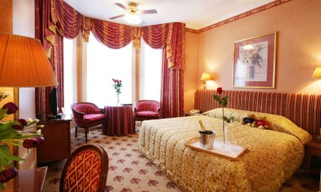 Chambre Standard Double ou Twin - London Lodge Hotel - Londres