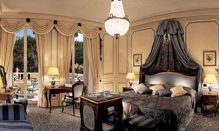 Camera Palace Deluxe - Hotel Olissippo Lapa Palace - Lisbona
