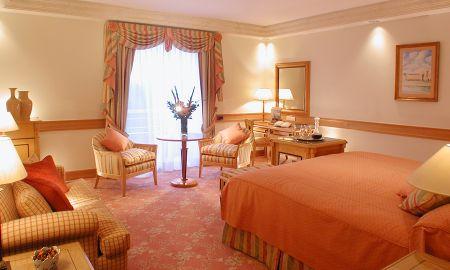 Camera Palace Superiore - Hotel Olissippo Lapa Palace - Lisbona