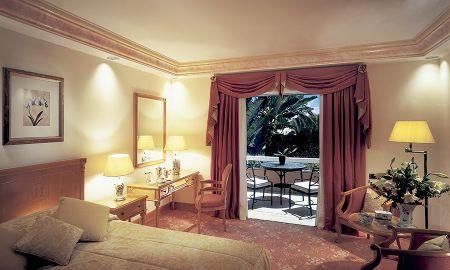Suite Giardino - Hotel Olissippo Lapa Palace - Lisbona