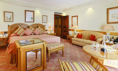 Quarto Palace Superior - Hotel Olissippo Lapa Palace – The Leading Hotels Of The World - Lisboa