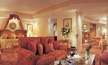 Suite Jardim - Hotel Olissippo Lapa Palace – The Leading Hotels Of The World - Lisboa