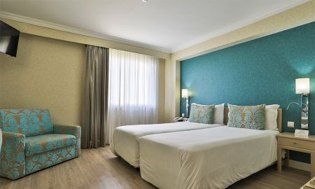 Double or Twin Room With Extra Bed - Hotel Olissippo Marquês De Sá - Lisbon