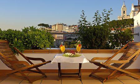 Chambre Supérieure avec Balcon - Hotel Olissippo Castelo - Lisbonne