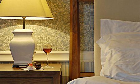 Chambre Standard Single - Hotel Olissippo Castelo - Lisbonne