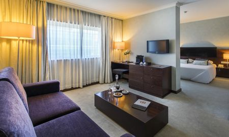 Suite Junior - Hotel Olissippo Oriente - Lisbonne