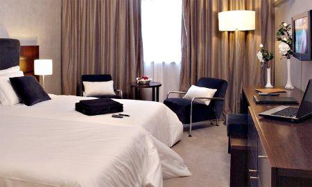Chambre Standard Double - Hotel Olissippo Oriente - Lisbonne