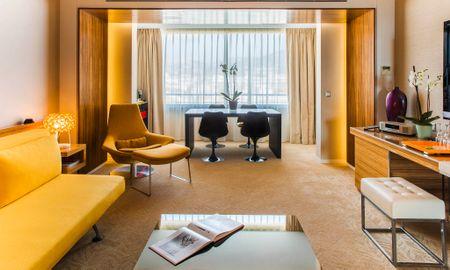 Suite Jacqueline - Le Grand Hotel Cannes - Cannes