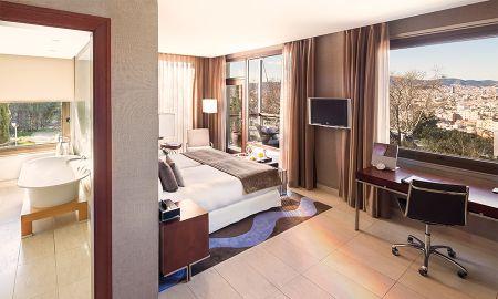 Camera Premium - Hotel Miramar Barcelona - Barcellona