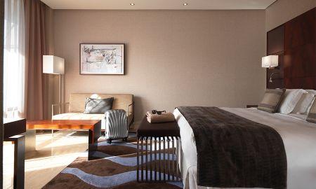 Chambre Deluxe - Hotel Miramar Barcelona - Barcelone