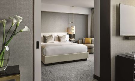 Executive Suite - Fairmont Barcelona Rey Juan Carlos I - Barcelona