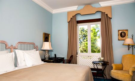 Chambre Classique - Vue Jardin - Pestana Palace Lisboa - Hotel & National Monument - Lisbonne