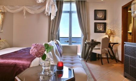 Camera Deluxe Vista Mare - Tiara Yaktsa Cannes - Cannes