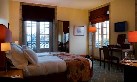 Oferta Especial - Quarto Superior - Pestana Vintage Porto Hotel - Porto