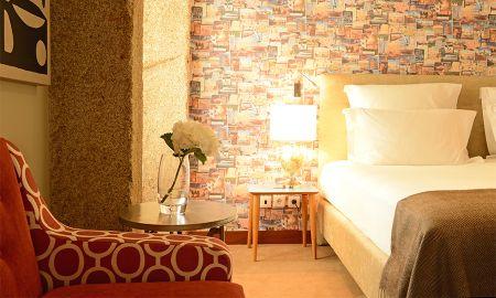 Habitación Clásica - Pestana Vintage Porto Hotel - Oporto
