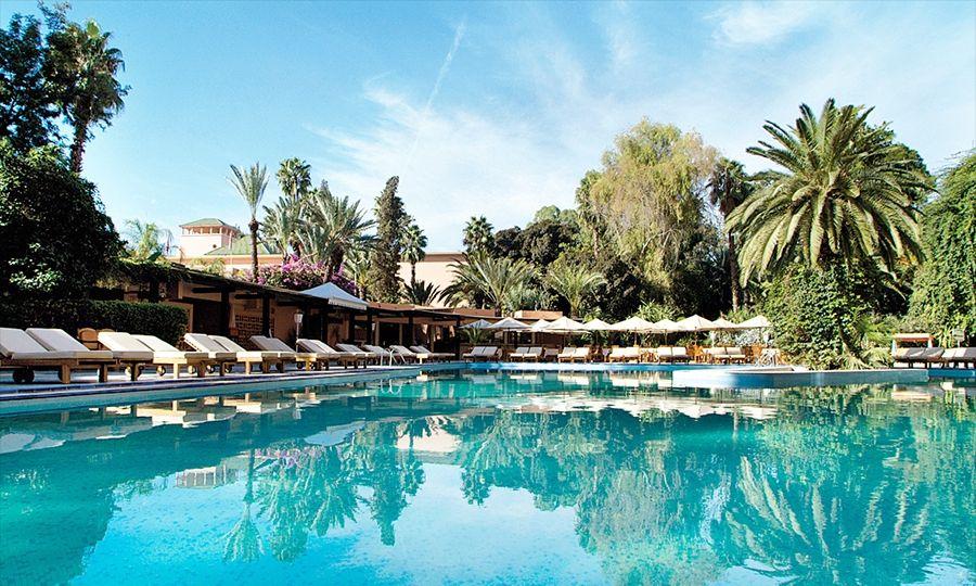 Es Saadi Marrakech Resort – Hôtel