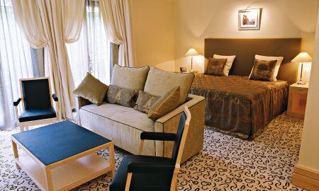 Suite Junior Single - Hotel Le Pavillon De La Rotonde - Lyon
