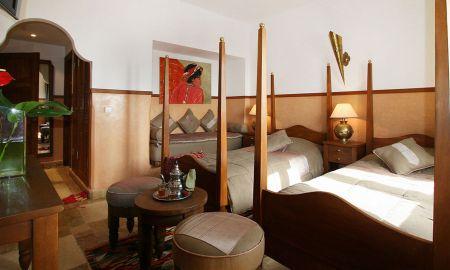 Chambre Unik - Ocean Vagabond Guest House - Essaouira