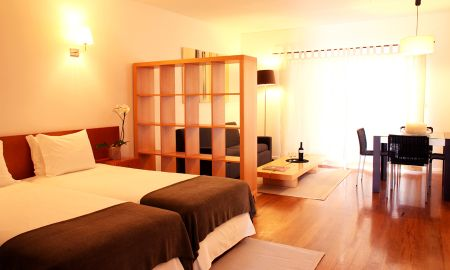 Studio Apartment - Vila Bicuda Resort - Lisbon