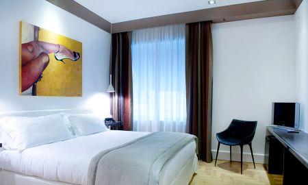 Habitación Deluxe Individual - Hotel Principe Di Villafranca - Sicilia